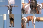 Saudi Arabia Still Uses Crucifixion