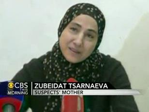 Zubeidat Tsarnaeva, the mother of Tamerlan and Dzhokhar Tsarnaev.