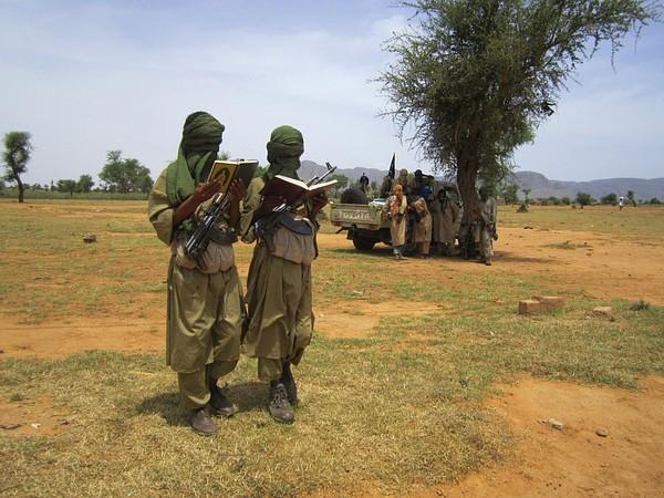 Mali Child Soldiers