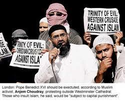 "Anjem Choudary: U.K.'s ""most dangerous man."""