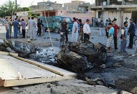 Sucide Bomber kills Iraqi official