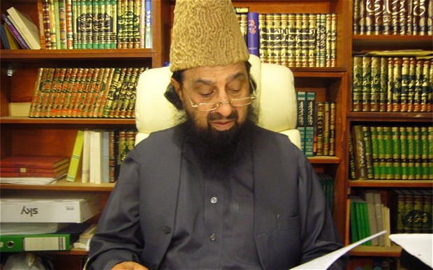 Islamic scholar Abdul Qadir Jilani