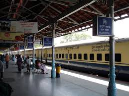 indian railway station