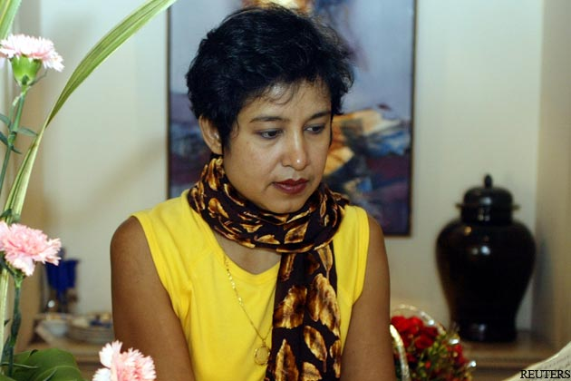 Taslima Nasreen booked for allegedly hurting religious sentiments of Muslims on Twitter